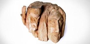 Escultura Madera