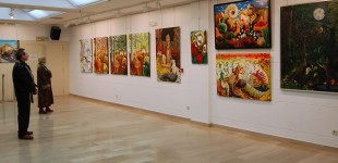 Exposición Centro Cultural Cajarioja Calahorra