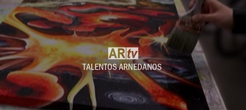 Talentos Arnedanos - Félix Martínez-Losa en ARtv